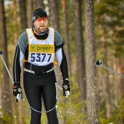 Skiing 90 km - Roger Hansson (5377)