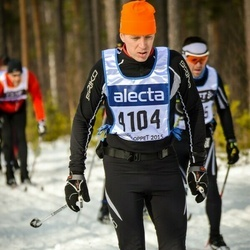 Skiing 90 km - Rene Salk (4104)