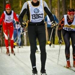 Skiing 90 km - Mats Millén (13062)