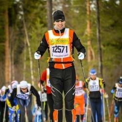 Skiing 90 km - Magnus Molin (12571)