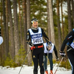 Skiing 90 km - Alois Tambornino (3466)