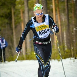 Skiing 90 km - Anders Rinstad (4664)