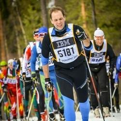 Skiing 90 km - Tomas Bredin (5181)