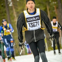Skiing 90 km - Pm Nilsson (13671)