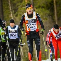 Skiing 90 km - Anders Ahlén (5077)
