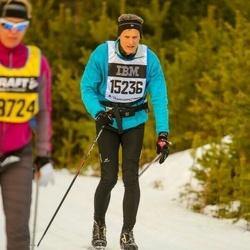 Skiing 90 km - Henrik Fritzen (15236)