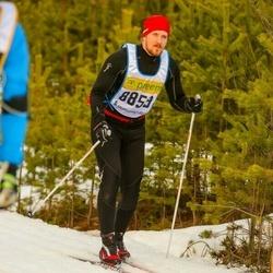 Skiing 90 km - Jens Bertelsen (8859)