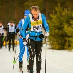 Skiing 90 km - Henrik Åberg (12414)