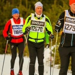 Skiing 90 km - Jan-Erik Eriksson (12670)