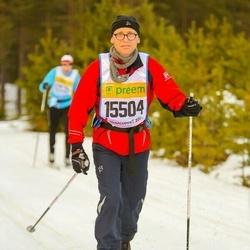 Skiing 90 km - Bo Slemming (15504)