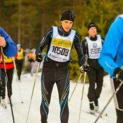 Skiing 90 km - Henrik Jonsson (10508)