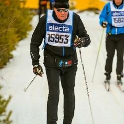 Skiing 90 km - Anders Ångström (15053)