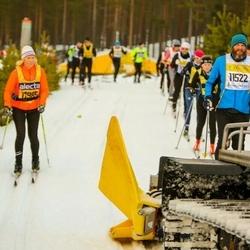 Skiing 90 km - Magnus Eklund (11522)