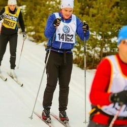 Skiing 90 km - Christian Fransson (14162)