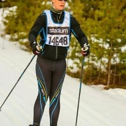 Skiing 90 km - David Johansson (14648)