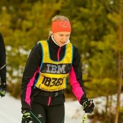 Skiing 90 km - Jenni Boman (18385)