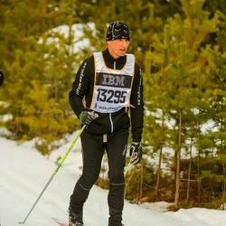 Skiing 90 km - Anders Dahlberg (13295)