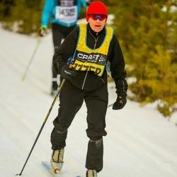 Skiing 90 km - Agneta Pettersson (17758)
