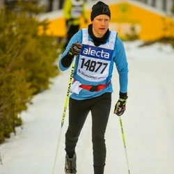 Skiing 90 km - David Byström (14877)