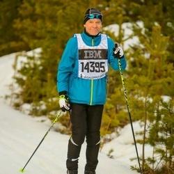 Skiing 90 km - Arne Gren (14395)