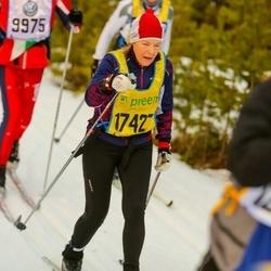 Skiing 90 km - Charlotta Zetterström (17427)