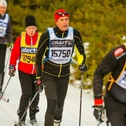 Skiing 90 km - Henrik Kenneth Nielsen (15750)