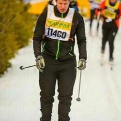 Skiing 90 km - David Nilsson (11460)