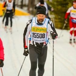 Skiing 90 km - Dennis Stenild (15508)