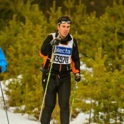 Skiing 90 km - Daniel Themte Martinsen (13970)