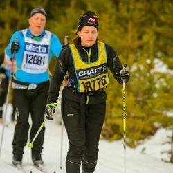 Skiing 90 km - Zoe Lidbom (18778)