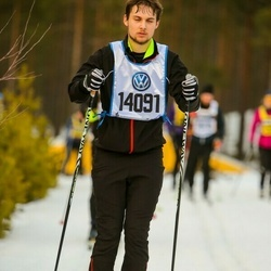 Skiing 90 km - Andreas Gillberg (14091)