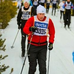 Skiing 90 km - Henrik Persson (13935)