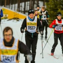 Skiing 90 km - David Lindholm (11567)