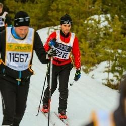 Skiing 90 km - Casper Wahlund (12213)