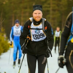 Skiing 90 km - Denny Andreasson (13096)