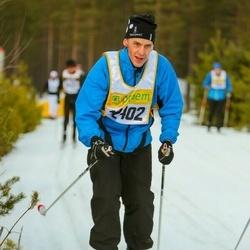 Skiing 90 km - Anders Melander (12402)