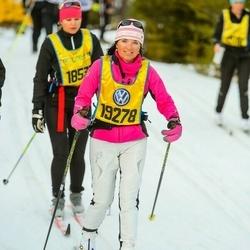 Skiing 90 km - Zuzana Vobornikova (19278)