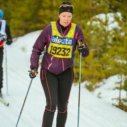 Skiing 90 km - Jenny Börjesson (19232)