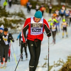 Skiing 90 km - Alexander Kielland (15299)