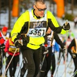 Skiing 90 km - Christer Henricsson (6361)