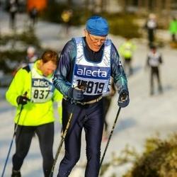 Skiing 90 km - Einar Landet (15819)