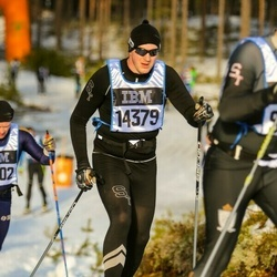 Skiing 90 km - Fredrik Wennerström (14379)