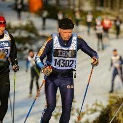 Skiing 90 km - Björn Anderfjäll (14302)