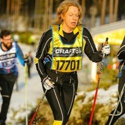 Skiing 90 km - Birgitta Haraldsson (17701)