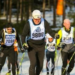 Skiing 90 km - Jan-Olof Larsson (9886)