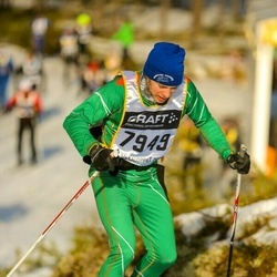 Skiing 90 km - Eric Pettersson (7949)