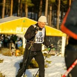 Skiing 90 km - Bert-Ola Mattsson (7238)