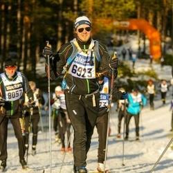 Skiing 90 km - Eirik Bossel (6923)