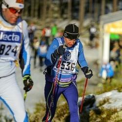 Skiing 90 km - Holger Jakobsson (8536)