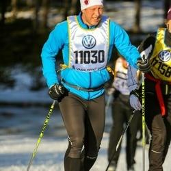 Skiing 90 km - Fredrik Öhman (11030)